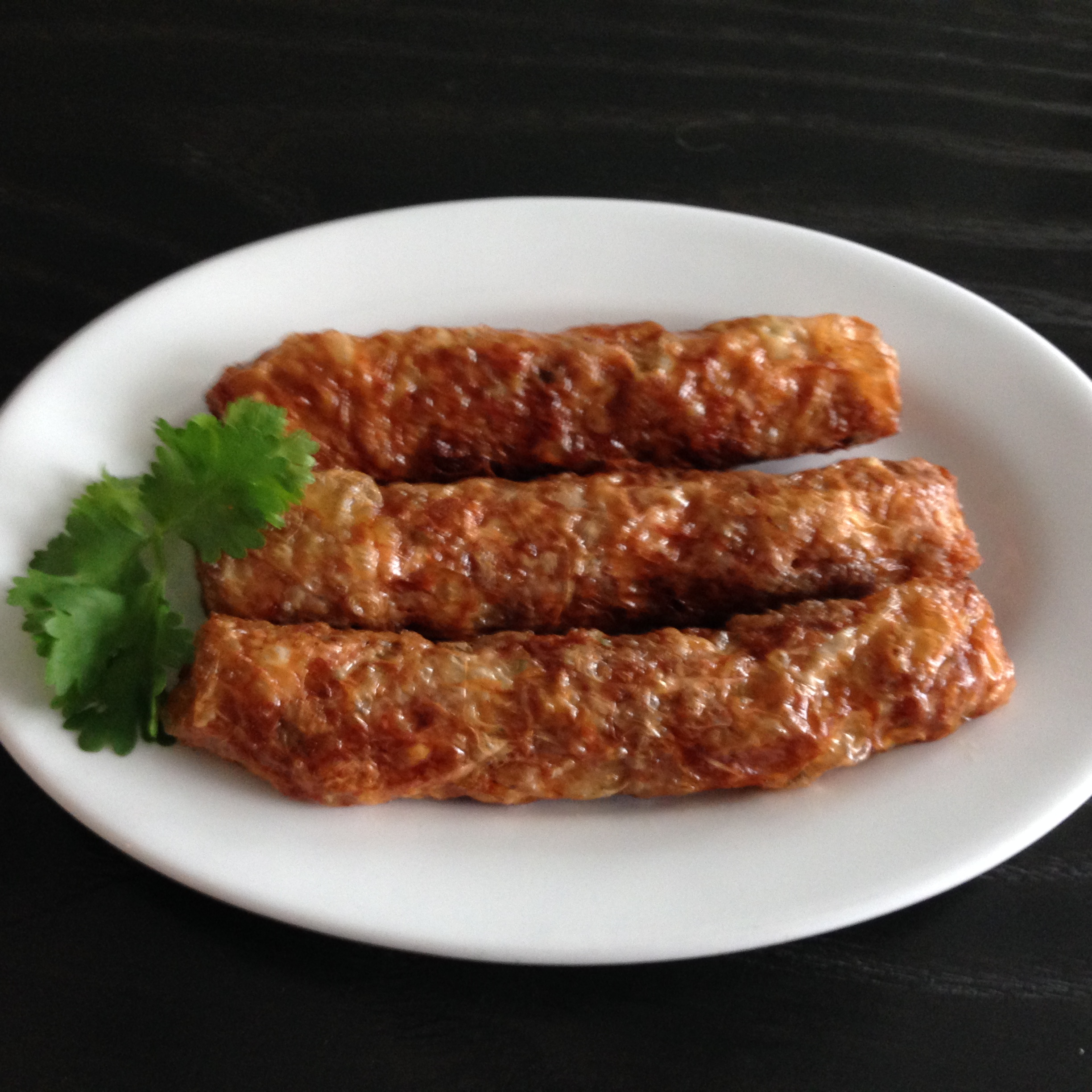 Low Carb Ngoh Hiang (Chinese Meat Roll)