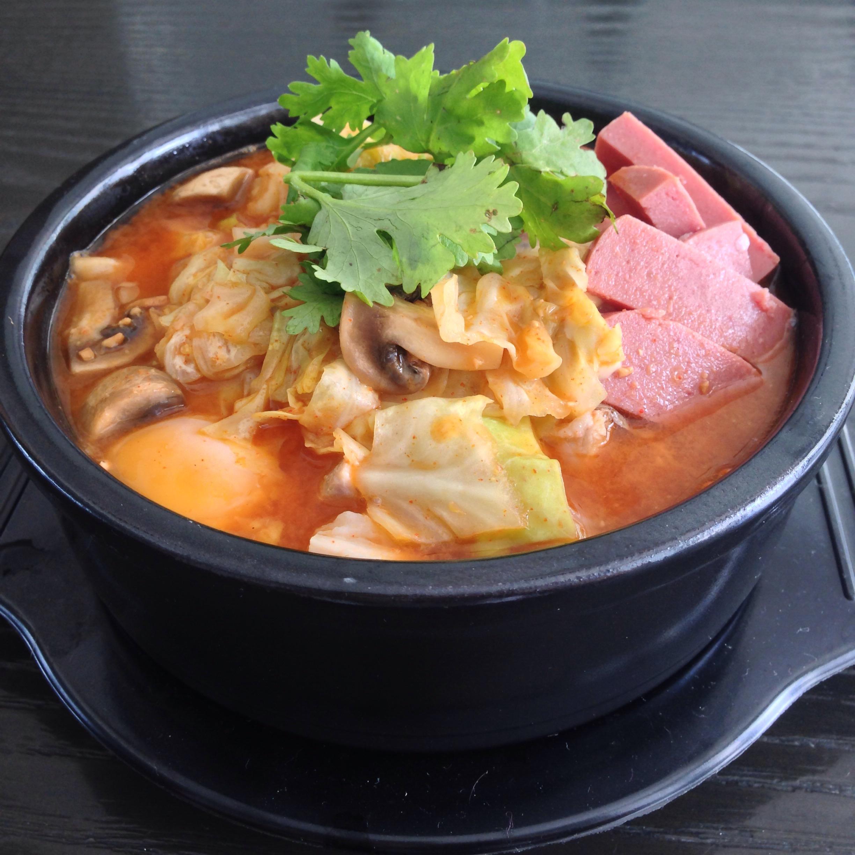 Low carb korean army stew budae jigae still feeling peckish low carb korean army stew budae jigae forumfinder Choice Image