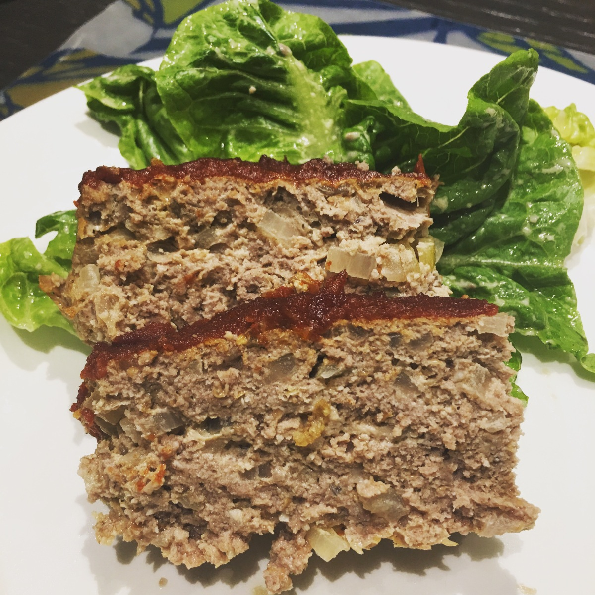 Instant Pot Low Carb Meatloaf